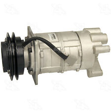 New Four Seasons (or Equivalent) A/C Aftermarket Compressor and clutch 58098