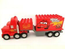 LEGO DUPLO Cars - Truck Camion MACK Réf crs025 Set 5816 Mack's Road Trip