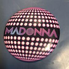 Madonna Badge Button Pin Original Vintage PROMO ONLY RARE