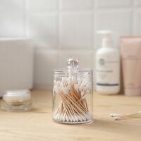 CosmeticOrganizer Makeup Cotton Pad Swab Cases Holder Drawer Jewelry Storage QA