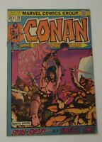 Conan the Barbarian #19 Barry Windsor-Smith Cover 1972 Marvel Comics