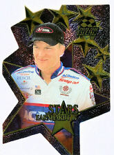 Dale Earnhardt Jr 1998 98 Press Pass Stealth Stars Insert Die Cut Parallel Card