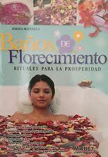 Baños de Florecimiento- Rituales para la prosperidad
