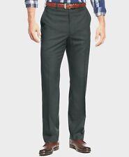 $198 MICHAEL KORS Men's GRAY FIT FLAT FRONT SUIT DRESS PANTS TROUSERS 40 W 34 L