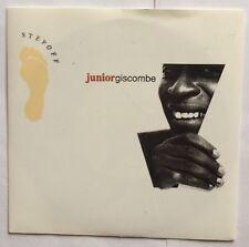 "Junior Giscombe - Step Off - MCA Records 7"" Single MCA 1432 EX/VG"