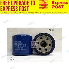 Wesfil Oil Filter WZ436 fits Mazda 323 1.6 Astina (BJ),1.6 Protege (BA),1.6 P
