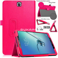 """Samsung Galaxy Tab S2 9.7"""" SM-T810 SM-T815 Fits Leather Magnetic Flip Cover Case"""