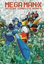 Mega Man X Official Complete Works HC by Capcom 9781772940756 |