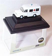 Bedford J1 Ambulance Army Medical Services 1-144 N Gauge railway scale Mib