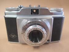 Camera, Agfa Silette, 35 mm, German, vintage