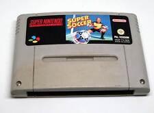 Super Nintendo Spiel Game Modul SNES - Super Soccer ( Fussball )