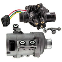 Electric Water Pump + Thermostat SET For BMW E90 130i 323i 325i 330i 3 Series