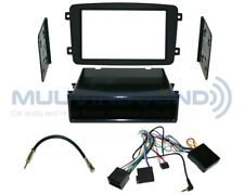 MERCEDES BENZ C-CLASS 2001-2004 Radio Dash Kit Combo SD + Harness + Antenna MB6