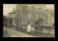 Somerset LANGFORD Children early RP PPC c1920/30s?