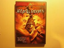 """""""Jeepers Creepers"""" DVD Special Edition - NICE!"""