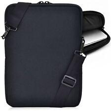 "Turtleback 11"" Macbook Heavy Duty Laptop Sleeve Case with Strap, Black"