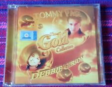 Tommy Page & Debbie Gibson ~ The Gold Collections ( Malaysia Press ) Cd