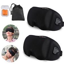 3D Eye Cover Sleeping Mask Office Travel Sleeping Glasses for Men and Women P
