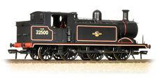 Bachmann 35-078 Class E4 0-6-2 32500 BR lined Black late crest
