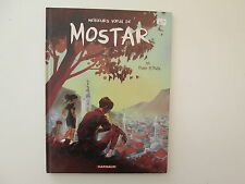 MEILLEURS VOEUX DE MOSTAR EO2012 BE/TBE EDITION ORIGINALE