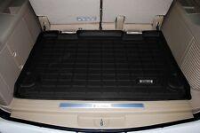 Cargo Mat By Wade Black 2007 - 2014 Cadillac Escalade ESV