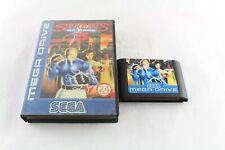 Sega Megadrive Streets Of Rage 3 III Video Game No Manual