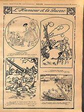 Humour Bac à sable Replis Feldgrauen Deutsches Heer Pickelhaube Canon WWI 1916