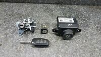 AUDI A6 4F C6 2004-08 DOOR LOCK BARRELL IGNITION SWITCH AND KEY 4F0909131 #G2F06