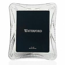 Waterford Crystal Seahorse 8x10 Picture Frame