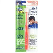 Brilliant Baby Toothbrush Step 2  (Red)  :  Oral Care Program : STAGE  6