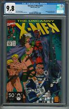 Uncanny X-Men #274 CGC 9.8 White Pages