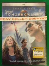 Tomorrowland DVD 2015 DISNEY BRAND NEW AUTHENTIC WITH REWARDS, FREE SHIPPING.