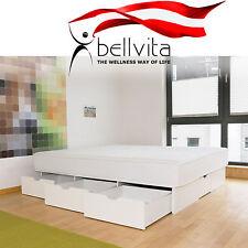 bellvita Marken-Luxus Wasserbett + SCHUBLADENSOCKEL + Montage in ganz Österreich