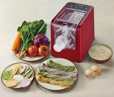 Sirge Macchina per la Pasta Elettrica 300W - 650gr - 10 dischi Trafile e Ravioli