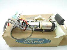 New NOS OEM Ford Tempo Mercury Topaz Fuel Pump & Sending Unit 1986-1987