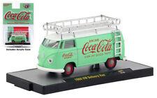 M2 MACHINES 52500 COCA-COLA COKE 1960 VOLKSWAGEN DELIVERY VAN