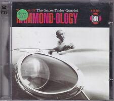 THE JAMES TAYLOR QUARTET - hammond-ology the best of CD