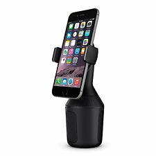 NEW Belkin Car Cup Holder Mount for Smartphones  Black FREE SHIPPING