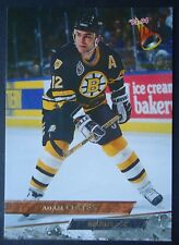 NHL 156 Adam Oates Boston Bruins Fleer Ultra 1993/94