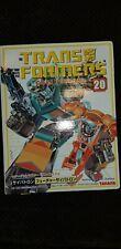 Takara Transformers G1 Book Collection  20 TARGETMASTER KUP & WHEELIE
