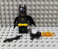 LEGO New Batman Movie Minifigure with Cape and Weapons