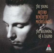 Young Arturo Benedetti Michelangeli: Beginning of a Legend - Piano - 2 CD set