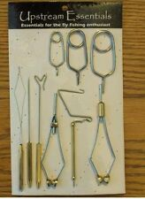 Fly Tying Starter Tool Kit - 9 Piece Carded KT109
