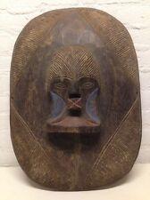 170624 - Tribal Used African Kifwebe shield from the Songye - Congo.