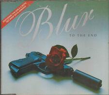 BLUR TO THE END PET SHOP REMIXES 3 PISTE cdfood50 GB CD Single 1993