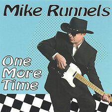 One More Time Runnels, Mike MUSIC CD