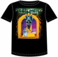 TESTAMENT-THE LEGACY-T-SHIRT-MEDIUM-thrash metal