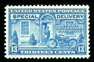 USAstamps Unused XF-S US 1927 Special Delivery Scott E17 OG MNH