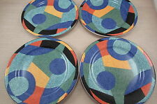 Victoria & Beale China ACCENTS Salad Plates - Set of Four