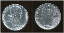 ITALIE  ITALY  vatican  5 lire 1951  ( bis )